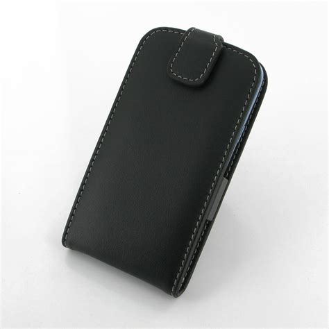 Flipcase Samsung Galaxy Duos I8262 Flipcover Leather Backcase samsung galaxy duos leather flip top pdair sleeve pouch
