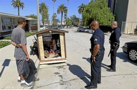 dog house los angeles tiny houses for homeless rejected by los angeles lawmakers only legal use is