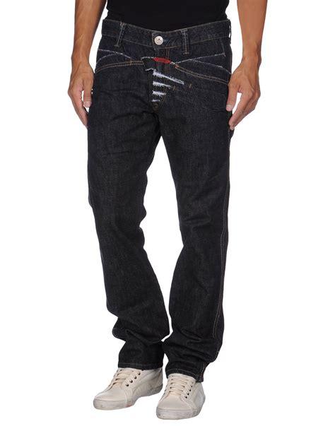 francois girbaud mens jeans marith 233 et fran 231 ois girbaud denim pants in blue for men lyst