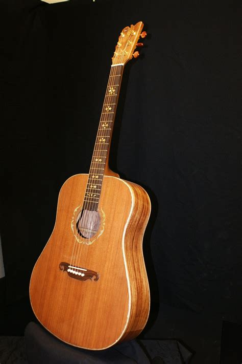 Handmade Custom Guitars - dreadnought guitars custom handmade elijah guitars