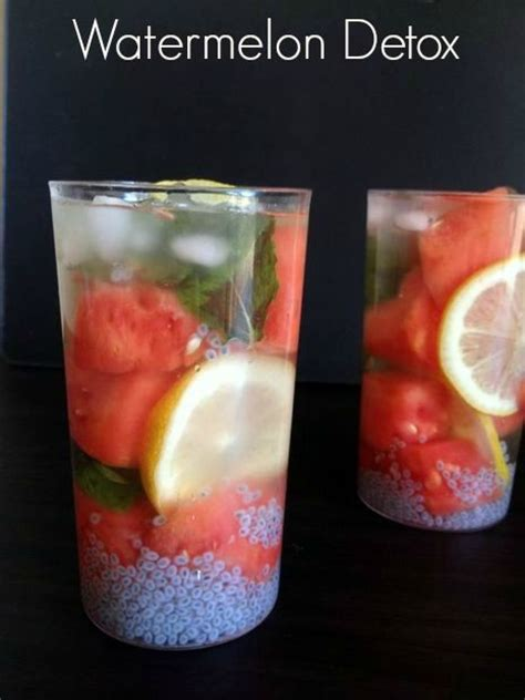 Melon Detox Cleanse by Watermelon Detox