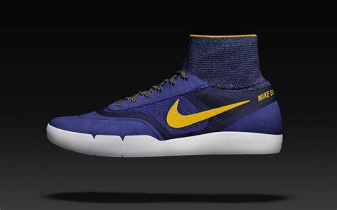 Sepatu Nike Eric Koston Original nike sb eric koston 3 flyknit sole collector