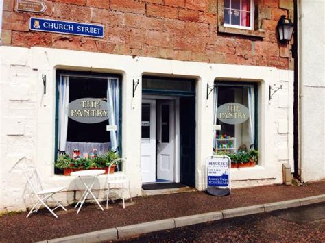 The Pantry Coffee Shop by The Pantry Coffee Shop Cromarty Omd 246 Om Restauranger