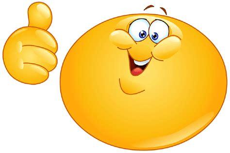 bid up big thumbs up smiley
