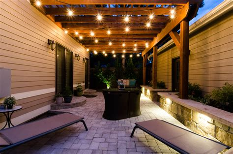 Denver Outdoor Lighting Landscape Connection Outdoor Pergola Lighting Ideas