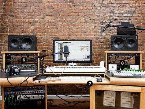 Studio Apartment Ideas sound scientist inside the home studio of radiolab s jad