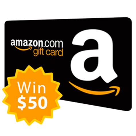 Win A Amazon Gift Card - win 50 amazon gift card