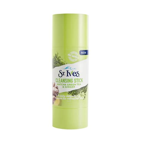 Skin Outputs 1 4 Of S Detox Each Day by St Ives Cleansing Stick Review Popsugar