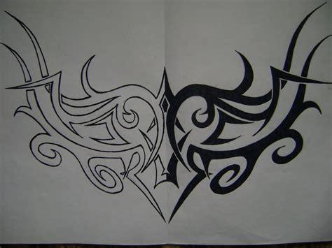 tattoo tribal drawing tool my art tribal ornament tattoo drawing by tranceunited on