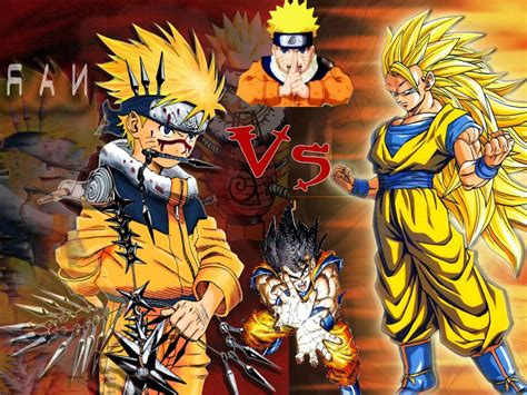 film naruto vs dragon ball z amv dragon ball z vs naruto taringa