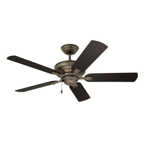 home depot emerson ceiling fans emerson veranda 52 in indoor outdoor vintage steel