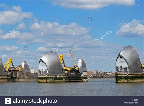 thames barrier london england u k thames barrier river thames flood barrier london