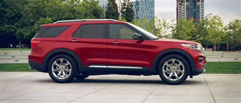 colors    ford explorer