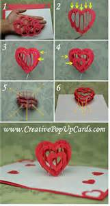 3d card tutorials make your own 3d popup for that special person