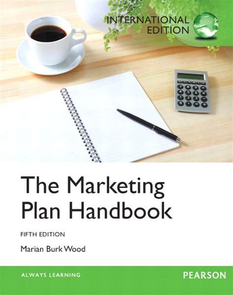 the marketing plan handbook 5th edition books wood marketing plan handbook 5th edition pearson