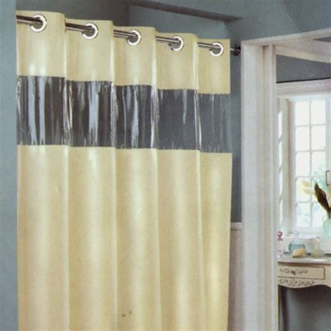 hookless shower curtain with window hookless shower curtain with window decor ideasdecor ideas