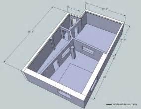 home studio design layout home recording studio design plans concept information