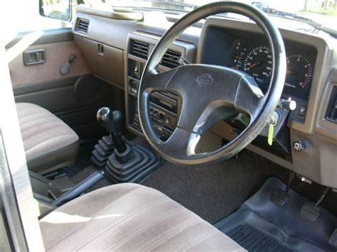 1990 Nissan Patrol Safari Granroad Vrgy60 For Sale In