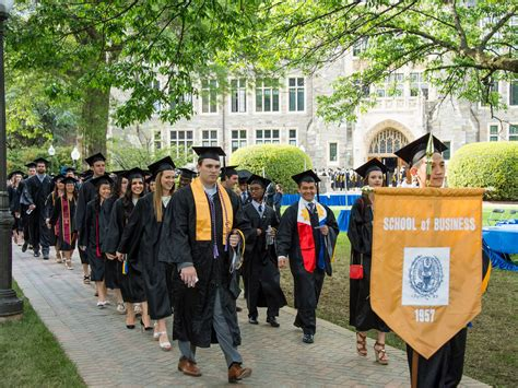 Georgetown Mba Salary by The 25 Business Schools In America That Are Most Admired