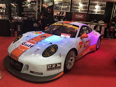 gulf racing pacific with gulf racing 2017参戦発表会開催決定 gulf racing japan