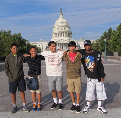 washington dc 2018 one trip travel guide books three days in washington dc with the high school boys