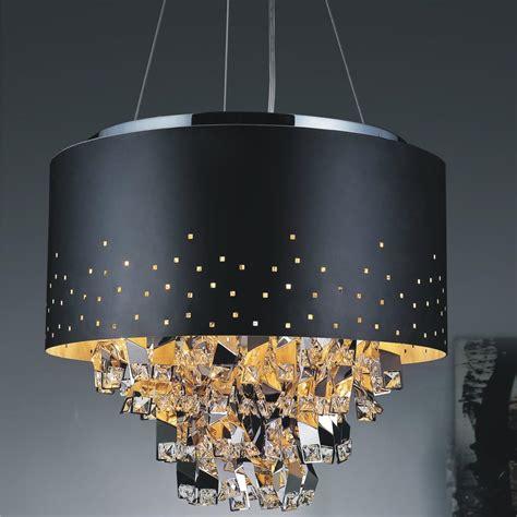 kronleuchter schwarz modern brizzo lighting stores 16 quot comodo modern pendant