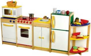 play kitchen set kid stuff play