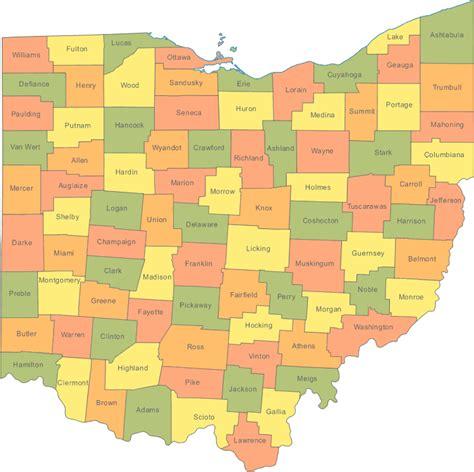 usa map ohio ohio oh travel around usa