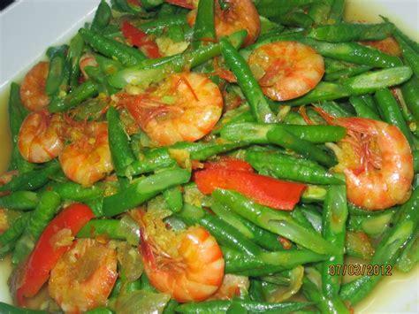 tauco kacang panjang resep dapur umami