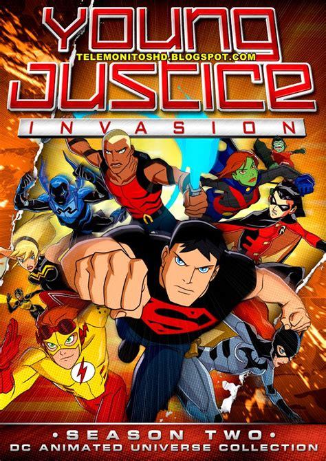 imagenes justicia joven young justice justicia joven 2 186 temporada mega descargas