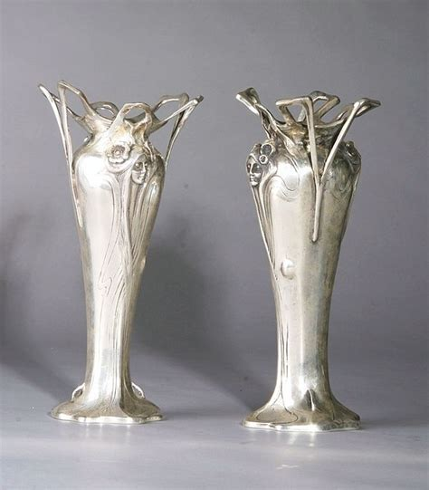 best 25 silver vases ideas on silver wedding