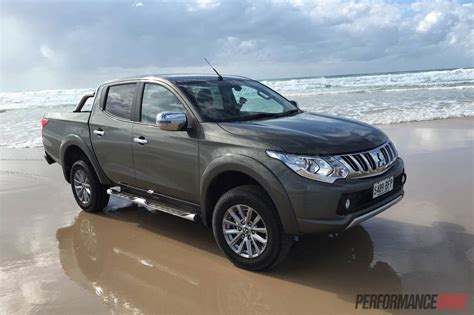 2016 Mitsubishi Triton Review Australian Launch