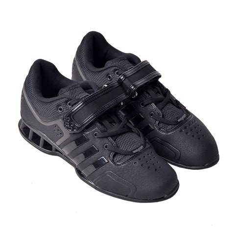 lifting shoes quot new quot adi power black weight lifting shoes d8 fitness