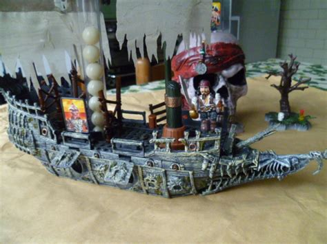 lego olandese volante nave pirati