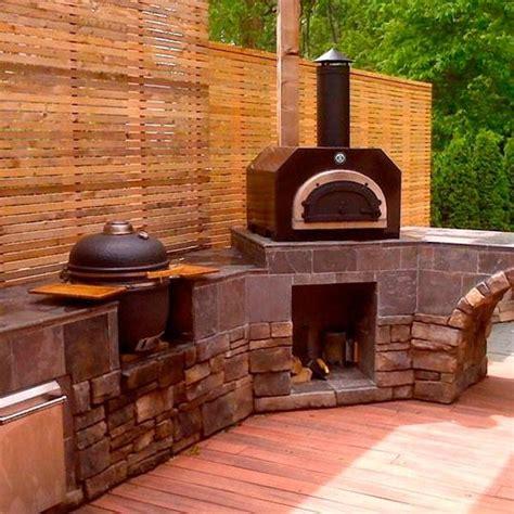 chicago brick oven cbo 500 countertop pizza oven patio