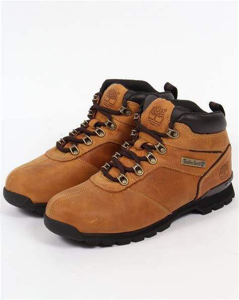 wheat timberland boots timberland splitrock 2 boots wheat nubuck pro shoes