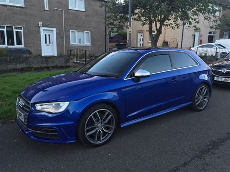 audi a3 wind deflector facelift wind deflectors audi sport net