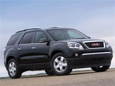 blue book value for used cars 2012 gmc acadia seat position control 2011 gmc acadia pricing ratings reviews kelley blue book
