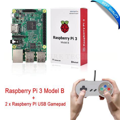 Raspberry Pi 3 Model B Original Made In Uk aliexpress buy original raspberry pi raspberry pi3 with wifi bluetoothal element14