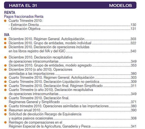 calendario del contribuyente enero 2011 calendario del contribuyente enero 2011 antonio esteban 2 0