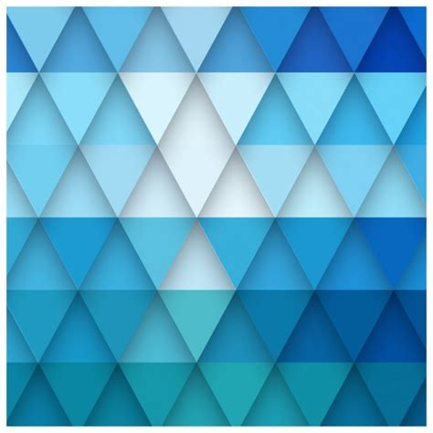 triangle background vector download blue triangles background design vector free download