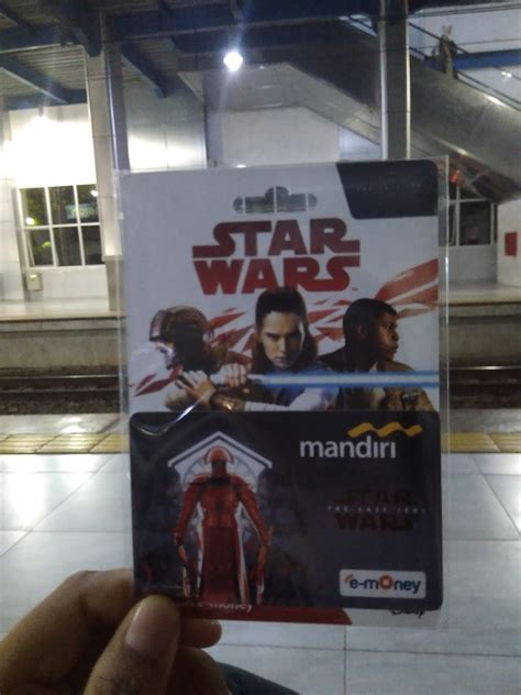 kini emoney wars the last jedi sudah ada windah saputro