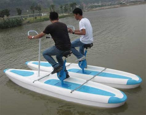bicycle paddle boat water bicycle for sale from beston paddle boats manufacturer