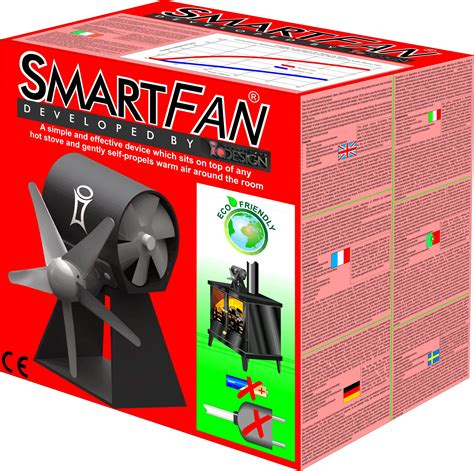 smart fan mini stove fan smart fan for stoves convection heat from your stove