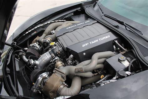 C7 Corvette Turbo Kit by Upp C7 Turbo Kit Pressure Performance Turbo