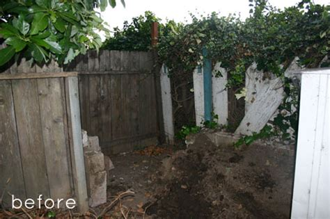 backyard renovations before and after before after salvaged backyard renovation design sponge