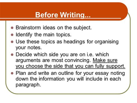 Before Writing An Essay by How To Identify The Key Points About Any Topic Before Writing An Essay Coffee Read