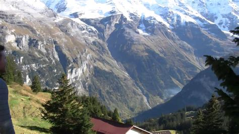 Misadventure In The Alps Part I by The Swiss Alps Part 1 Arrival By Gimmelwald And