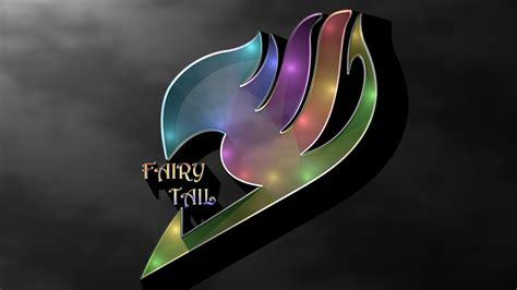 wallpaper logo anime hd fairy tail logo wallpaper www pixshark com images