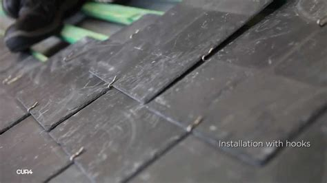 Installing Slate Tile How To Install A Slate Roof